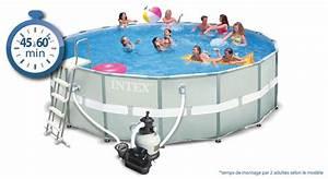 Filtration Piscine Intex : filtration piscine intex temps ~ Melissatoandfro.com Idées de Décoration