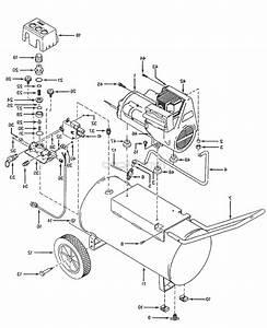 32 Campbell Hausfeld Air Compressor Parts Diagram
