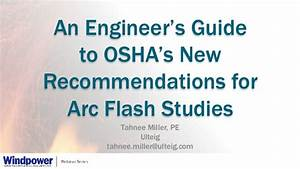 an engineers guide to oshas new recommendations for arc With arc flash definition osha