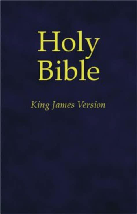 Holy Bible King James Free Download