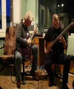11stringduo play J S BACH invention No 4 - YouTube