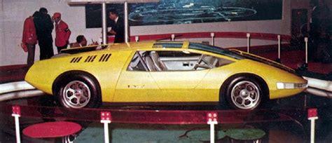 1970 Toyota EX-7 - Concepts