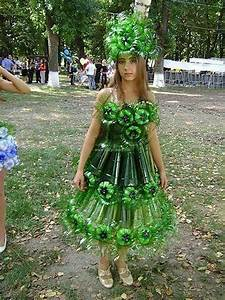 Costumes Made with Recycled Material Upcycle Art