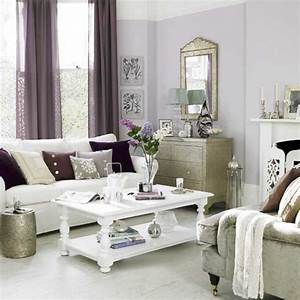 gray and purple living rooms With grey and purple living room