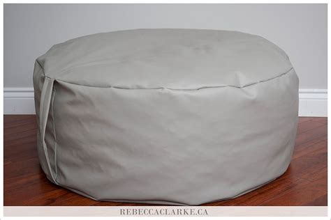 diy newborn baby bean bag poser tutoriali   crafty