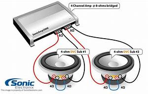 Diagram  How To Bridge An Amp U2013 Info Guide And
