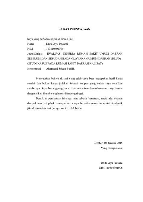 Judul Skripsi Akuntansi Rumah Sakit - Contoh Anna