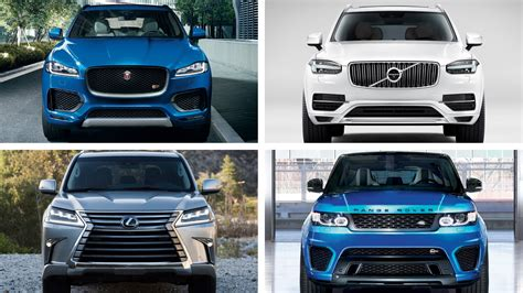 Top 10 Best Suv 2016