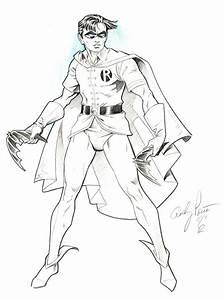 Robin the Teen Wonder by andypriceart on DeviantArt