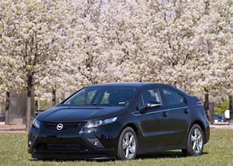 Opel Volt by Opel Era Ev La Version Opel De La Volt Page 3