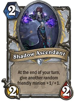 Shadow Priest Deck Hearthpwn by Shadow Ascendant Hs Priest Card Hs Decks And Guides