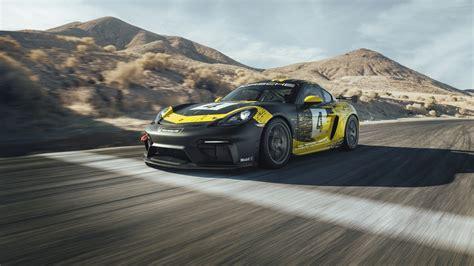 Porsche 718 4k Wallpapers by Porsche 718 Cayman Gt4 Clubsport 2019 4k Wallpapers Hd