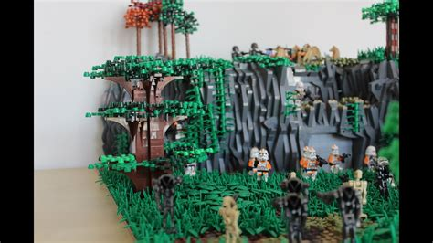 lego star wars moc  naboo contest entry youtube
