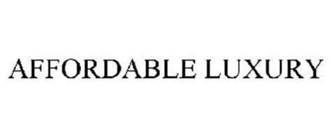 AFFORDABLE LUXURY Trademark of Pacific Delight Tours, Inc ...