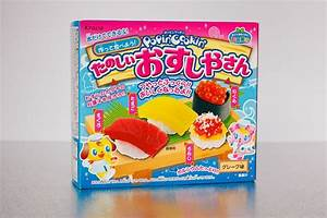 Popin Cookin DIY Candy Kits by Kracie Japan