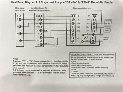 Wiring Trane Thermostat Doityourself Community