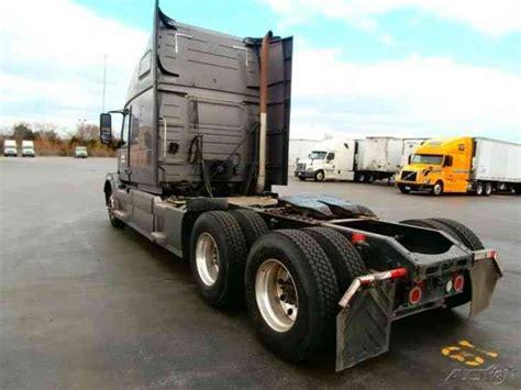 2012 volvo big rig volvo vnl64t670 2012 sleeper semi trucks