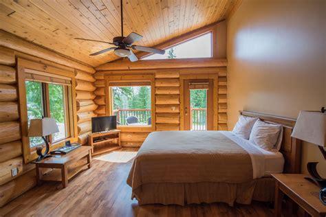 2 Bedroom Suites Jasper by 2 Bedroom Log Suite Alpine Meadow Resort Clearwater Bc