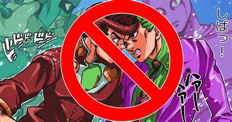 part 5 jojo anime release date change org petition to cancel jojo part 4 found