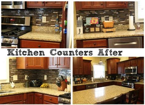 My Organized Kitchen Counters {52 Weeks To A More