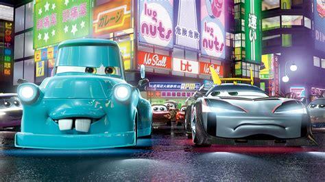 Pixar's Tokyo Mater