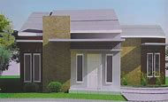 Modern House Design Front View