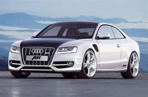 Audi A5 Picture by Audi A5 By Abt Picture 184381 Car Review Top Speed