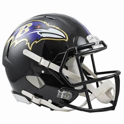 Ravens Helmet Baltimore Speed Authentic Football Revolution