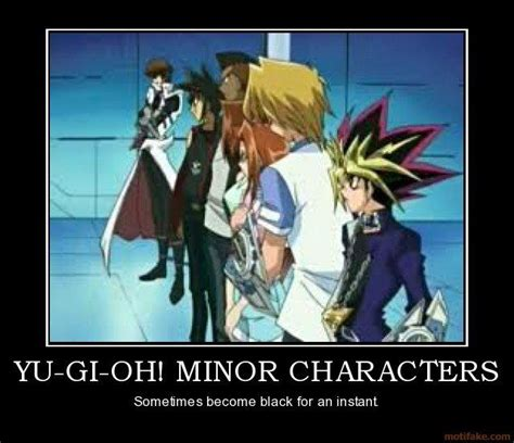 Yugioh Black Guy Meme - 70 best images about abridged quote on pinterest duke not fair and pegasus
