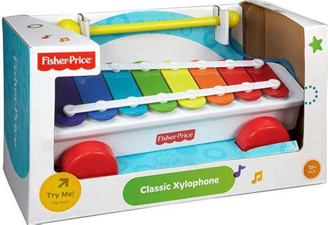 Classic Xylophone Play Fisherprice Brilliant Basics New