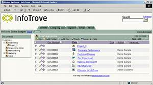 Download document management software 4tops document for As built software documentation
