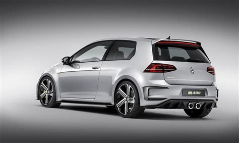 2014 Volkswagen Golf R 400 Concept Photos, Specs And