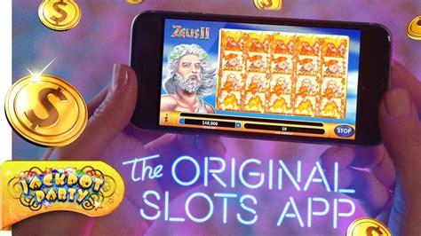 Jackpot Party Casino App  The Original Slot Machine Game