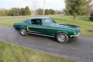 1968 Ford Mustang GT CJ 428 fastback - American Car Collector