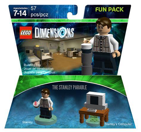stanley parable fun pack vesperallight lego