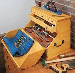 Toolbox Woodworking Plans - Instructions on how to build a