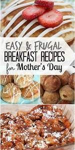 Easy Breakfast in bed ideas for Mother's Day -Mothers day ...