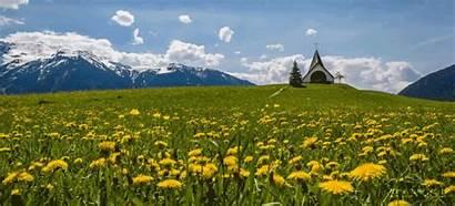 Austria Landscapes Stunning Perfect Lapse Timelapse