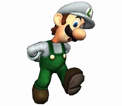 Models Resource 3ds Luigi Smash Bros Super