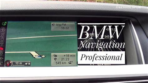bmw navi nachrüsten bmw navigation professional navigations und infotainment system aus dem bmw 5er 2016 test