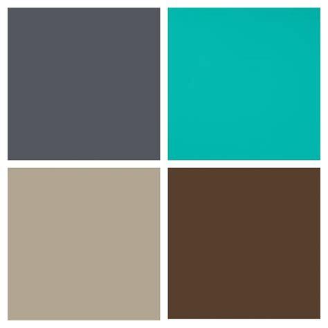 Farbe Grau Braun by Orange Turquoise Brown Grey Color Scheme Search