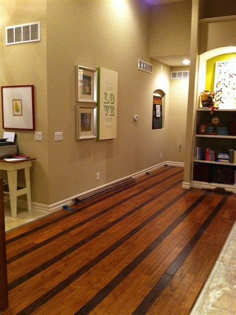 two tone wood floor 9 best images about dining room floor ideas on pinterest brazilian cherry home and two tones