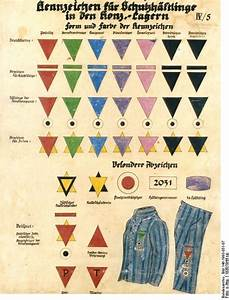 Heroines of the Resistance: CONCENTRATION CAMP BADGES ...