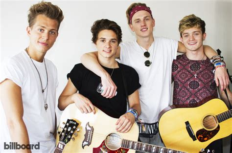 The Vamps Make Billboard Chart Debut On Social 50