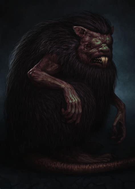 Ujin Shamoney - Rat dude