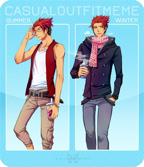 MM Casual Outfit Meme by cherubchan on DeviantArt