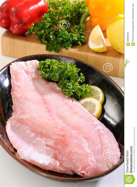 grouper fillet fish pesce cernia filetto della board