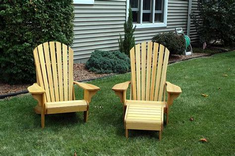 adirondack chairs by jim lumberjocks woodworking