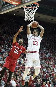 Morgan, McRoberts lead Indiana over Youngstown State, 79 ...