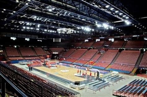 Forum Assago Piantina Posti Sedere by Cree Illumina Il Mediolanum Forum Di Assago